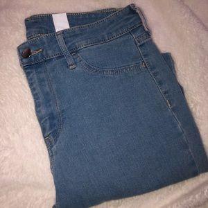 H&M Medium Light  jeans